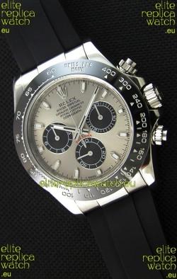 Rolex Cosmograph Daytona 116519LN Steel Original Cal.4130 Movement - Improved Ultimate 904L Steel Watch