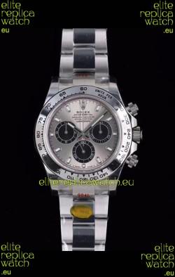 Rolex Daytona 116519 White Gold Original Cal.4130 Movement - 1:1 Mirror 904L Steel Watch