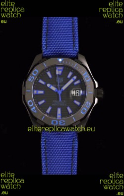 Tag Heuer Aquaracer Calibre 5 Ceramic Case Watch 1:1 Mirror Replica