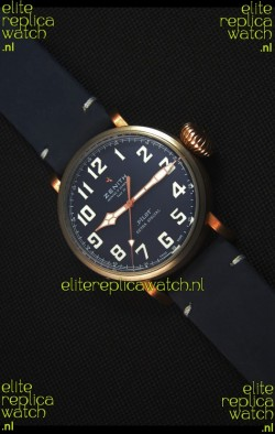 Zenith Pilot Type 20 Extra Westime Vintage Edition in Rose Gold Case