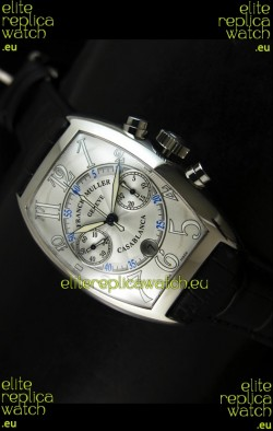 Franck Muller Casablanca Chronograph Swiss Replica Watch - 1:1 Mirror Replica WATCH