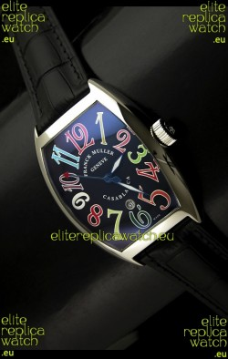 Franck Muller Casablanca Crazy Colors Edition Japanese Watch
