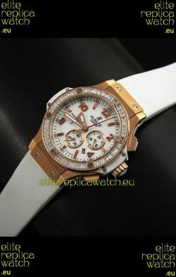 Hublot Geneve Big Bang Japanese Replica Watch in White