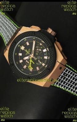 Hublot Big Bang Guga Tennis Swiss Quartz Watch 45MM