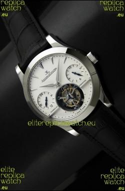 Jaeger LeCoultre Tourbillon Perpetual GMT Tourbillon Watch