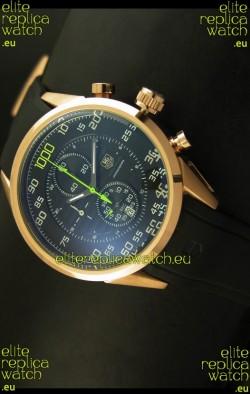 Tag Heuer Mikrotimer 1000th Japanese Replica Watch - Quartz Movement