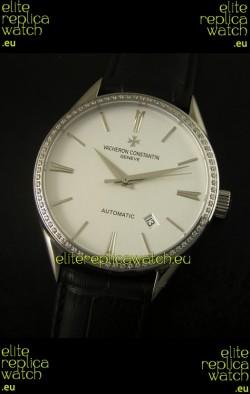 Vacheron Constantin Patrimony Comtemporaine Date Swiss Replica Watch