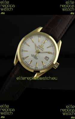 Omega Seamaster Co Axial Automatic Watch in Rose Gold