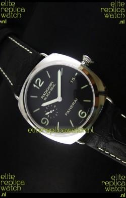 Panerai Radiomir PAM388 Black Seal Swiss Watch - 1:1 Mirror Edition with P.9000 Movement
