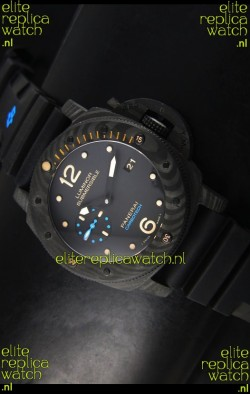 Panerai Luminor 1950 Submersible PAM616 Carbotech Swiss 1:1 Mirror Replica Watch