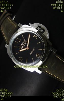 Panerai Luminor PAM00605 Firenze Swiss Watch with P.3000 Movement
