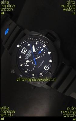 Panerai Luminor Submersible PAM615 Flyback Japanese Replica Watch
