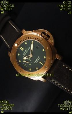 Panerai PAM382 Bronzo Replica Watch - Updated Ultimate Edition Version