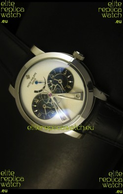 Patek Philippe Dual Sub Dial Japanese Movement Watch