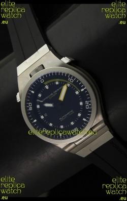 Porsche Design Diver Swiss Titanium Watch in Black Dial - Ultimate Mirror Replica