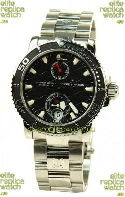 Ulysse Nardin Maxi Marine Chronometer Swiss Replica Watch