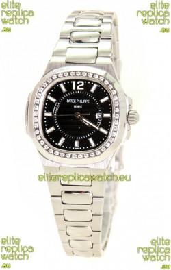 Patek Philippe Nautilus Ladies Replica Steel Watch