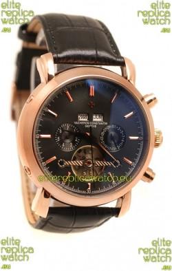Vacheron Constantin Malte Tourbillon Japanese Replica Watch