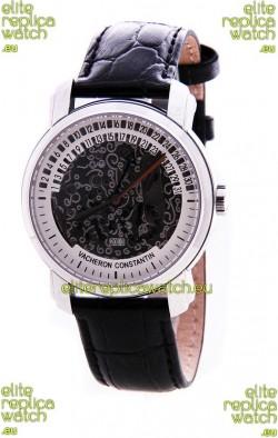 Vacheron Constantin Malte Openface Retrogrande Swiss Watch