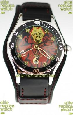 Corum Bubble Dive Devil Editon Replica Watch
