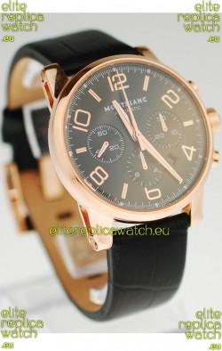 Mont Blanc Timewalker Swiss Replica Watch