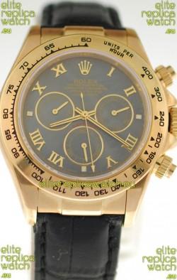Rolex Daytona Gold Japanese Replica Watch
