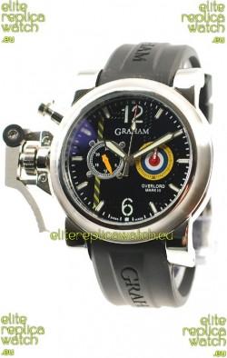 Graham Chronofighter Oversize Mark III Replica Watch