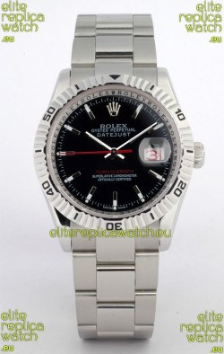 Rolex DateJust Turn-O-Graph Mens Replica Watch