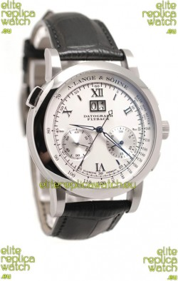A. Lange & Sohne Datograph Flyback Swiss Replica Watch