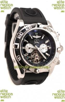 Breitling Chronograph Chronometre Japanese Tourbillon Watch