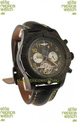 Breitling Chronometre Tourbillon Japanese Replica Watch