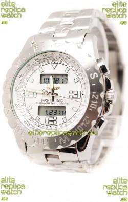 Breitling Chronograph Chronometre Replica Steel Watch