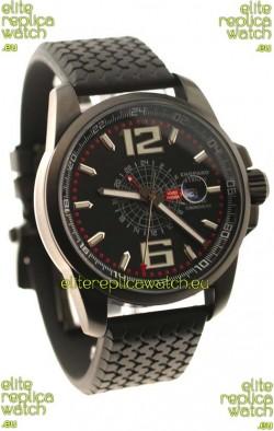Chopard 1000 Miglia GT XL GMT Japanese Replica PVD Watch