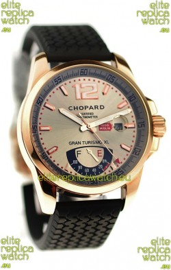 Chopard Mille Miglia Power Control Gold Watch