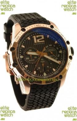 Chopard Classic Racing Superfast Swiss Replica Gold Watch