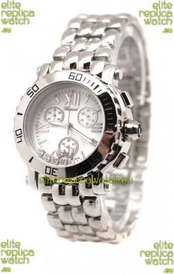 Chopard Happy Sport Swiss Ladies Steel Watch