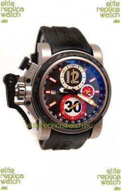 Graham Oversize Chronofighter Swiss Replica Watch