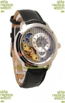 Glashutte Panoinverse XL Swiss Replica Watch