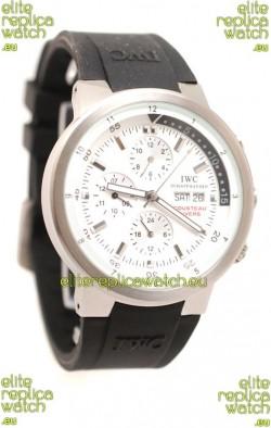 IWC Aquatimer Japanese Replica Watch in White Dial