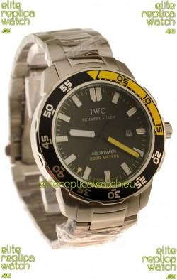 IWC Aquatimer Automatic 2000 Japanese Watch