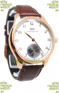 IWC Portugese Automatic Japanese Replica Watch