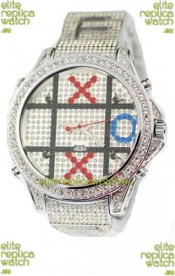 Jacob & Co Diamond Japanese Replica Watch