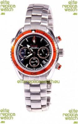 Omega SeaMaster Planet Ocean Japanese Replica Watch