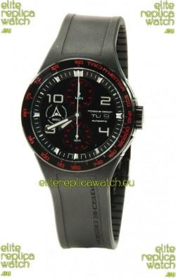 Porsche Design P'6341 Limited 336/935 Swiss Replica Watch in Black