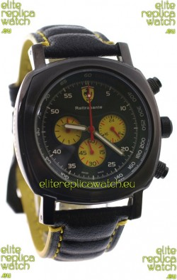 Panerai Ferrari Granturismo Chronograph Japanese Replica Watch