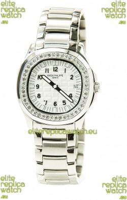 Patek Philippe Aquanaut Ladies Steel Watch
