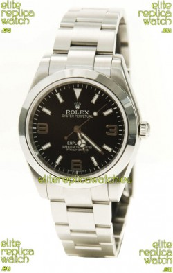 Rolex Explorer 2011 Edition Swiss Replica Watch - 1:1 Mirror Replica