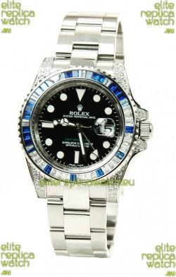 Rolex GMT Masters II Swiss Replica Watch
