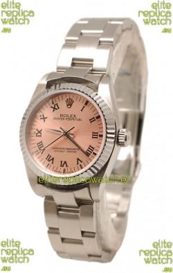Rolex Oyster Perpetual Swiss Replica Watch - 33MM