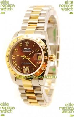 Rolex DateJust Mid-Sized Replica Watch